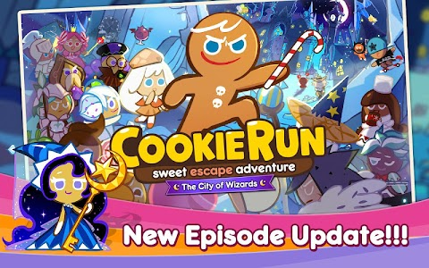 LINE Cookie Run v3.0.7