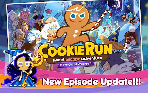 LINE Cookie Run - screenshot thumbnail
