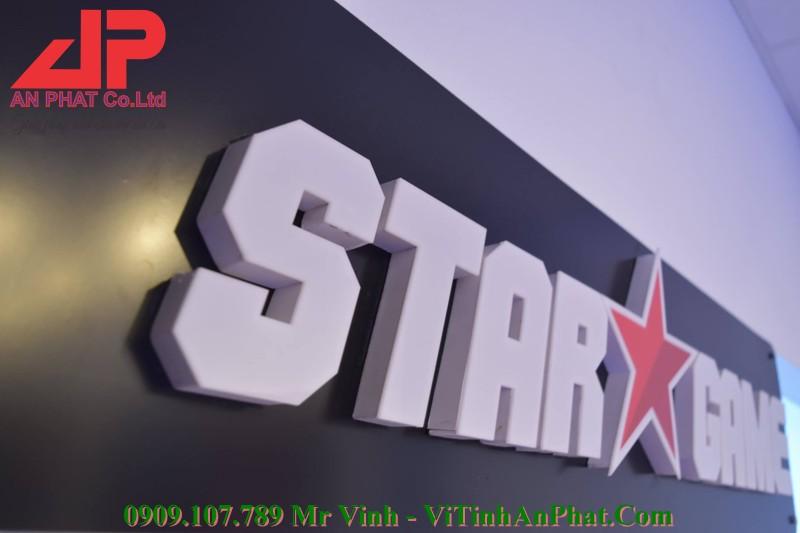 lắp đặt phòng game star net
