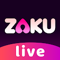 ZAKU live - random video chat icon
