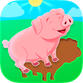 Farm Animal Puzzle for Toddler