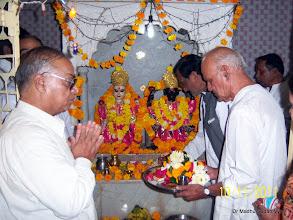 Photo: Mandir Of Bhagvan Govind Madhva at kartik chok Ujjain M.P. India