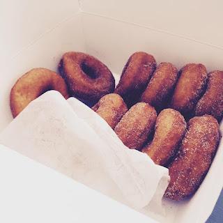 Vegan Cider Donuts