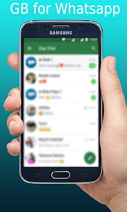 GBwhatsapp Multi Chat Room - náhled