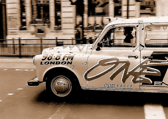 Taxi Londinese di brux