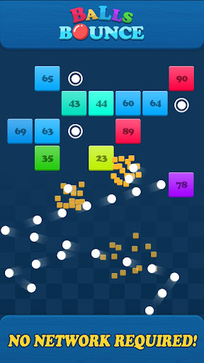 Balls Bounce:Bricks Crasher - screenshot
