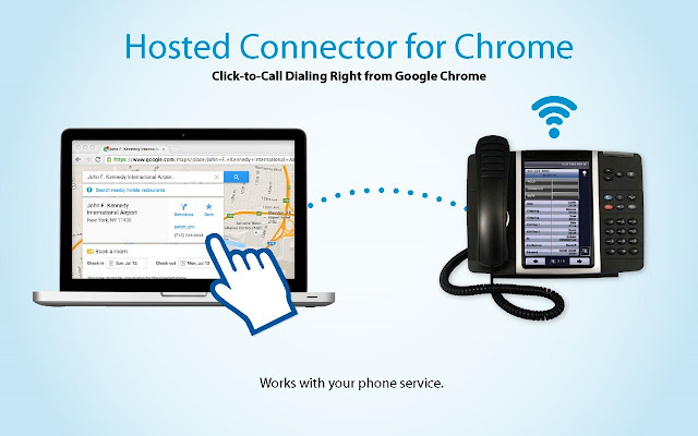 Hosted Services Connector