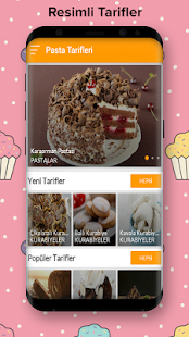 Pasta Tarifleri - náhled
