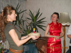 Photo: 10. 01. 2011 roku życzonka siostrzyczko