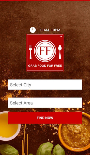 Free Food screenshot