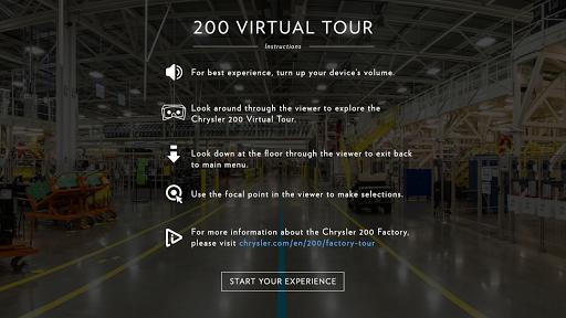 Chrysler 200 VR