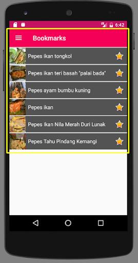 Resep Ikan Teri Basah Bumbu Kuning : resep, basah, bumbu, kuning, ✓[2021], Resep, Pepes, Android, Download, [Latest]
