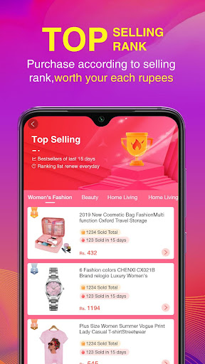 GetU - Online shopping mall 2.7 screenshots 2