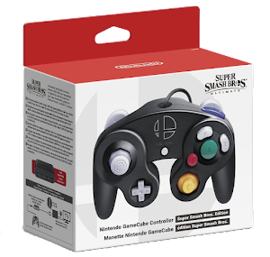 Nintendo Gamecube Controller Super Smash Bros. Edition (NEW)