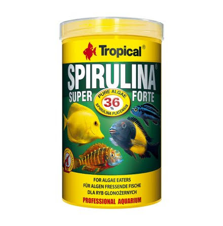 Tropical Spirulina Super Forte 1000ml/200g