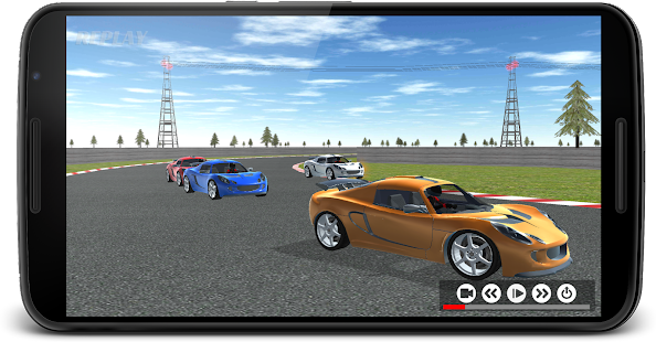 Car racing rivals - Real 3D racing game - náhled