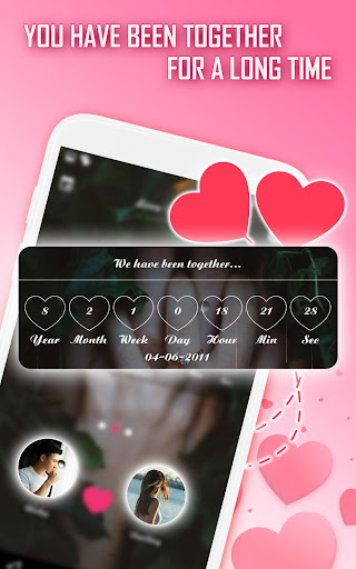 Lovedays Counter- Been Together apps D-day Counter 1.0 2