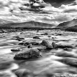 by Abdul Rehman - Black & White Landscapes (  )