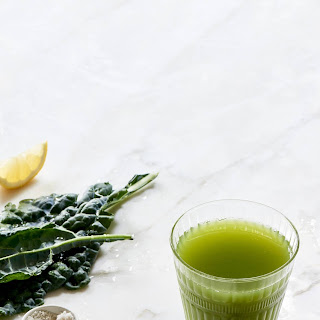 Classic Kale Cleansing Juice Recipe
