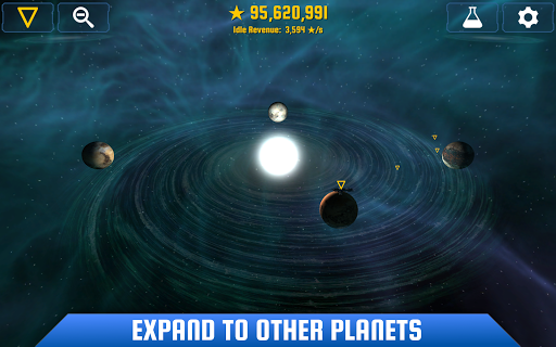 Idle Galaxy Miner 2.5 screenshots 3