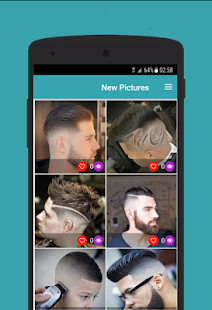 New Hairstyle For Men 2018 - náhled