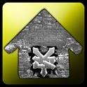 Yellow ADW Theme icon