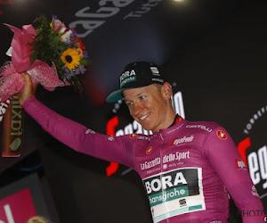 🎥 Dat wordt een pijnlijke nacht... Duitse kampioen komt zwaar ten val in 10e Giro-etappe
