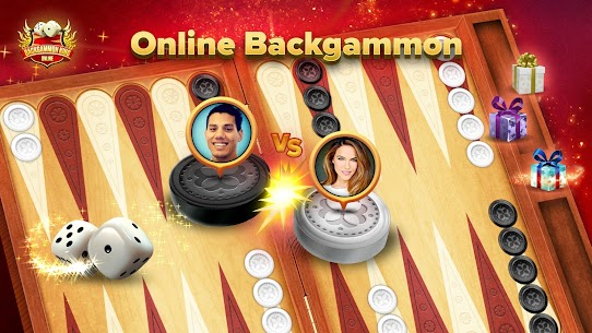 Backgammon King Online 🎲 Free Social Board Game App Latest Version Download For Android and iPhone 1