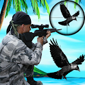 1 Shot 1 Kill: Crow Hunting free shoot Game 2019 icon