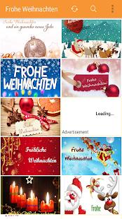 Frohe Weihnachten - náhled