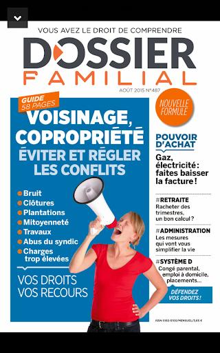 Dossier Familial - Le magazine