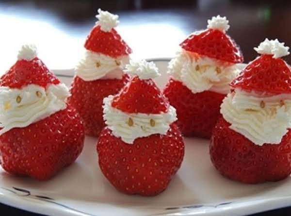 Sweet Santas Recipe