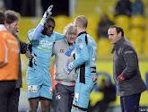 Didier Ovono forfait contre Bruges