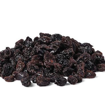 黑提子乾 Dried Raisins 180g $100/3 原產地:美國 1️⃣保護視網膜 2️⃣含果膠,可降低膽固醇 3️⃣增強體力