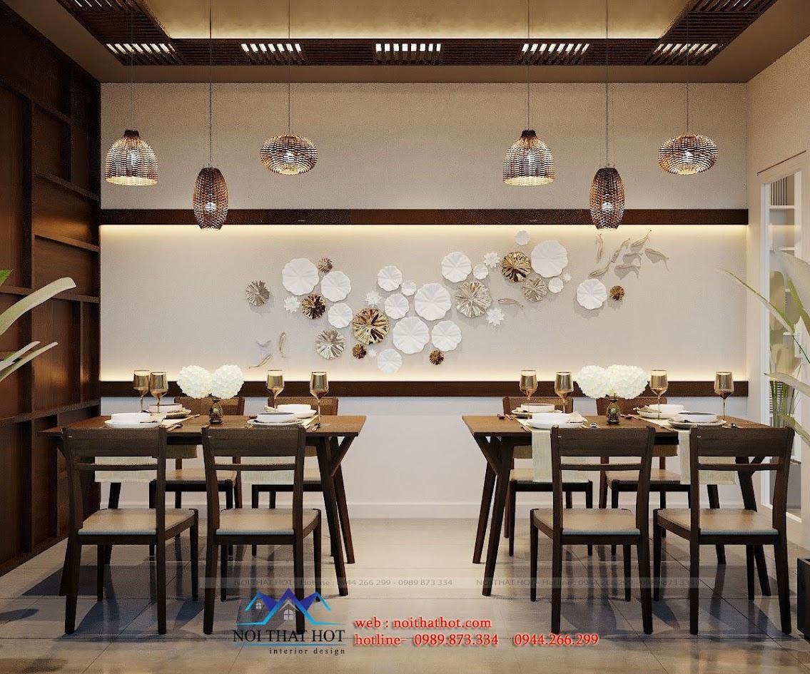 thiết kế nhà hàng long vũ 7
