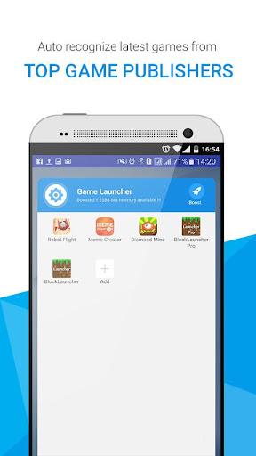 玩免費生產應用APP|下載Game Launcher & Tuner app不用錢|硬是要APP
