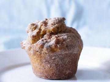 Pumpkin Spice Doughnut Muffins Recipe