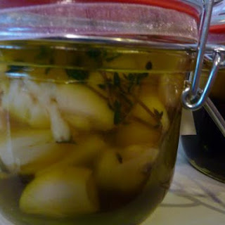 Herbal Garlic Confit