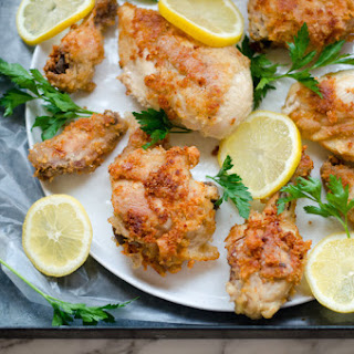 Lemon Pollo Frito.