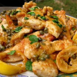 Lemon Chicken Piccata With Capers Recipes