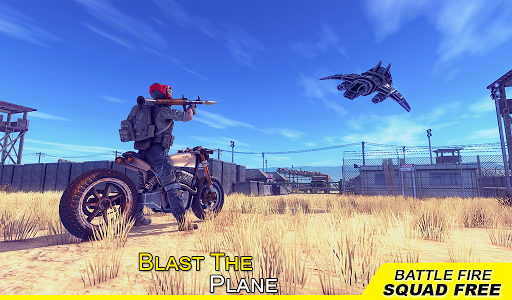 Battle Fire Squad Free Survival: Battleground Game android2mod screenshots 12