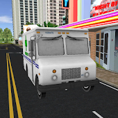 Pharmacy Truck Delivery Sim