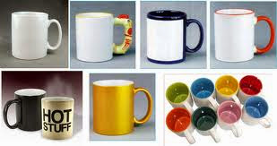 Photo: Types of Ceramic Mug