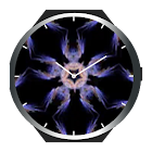 Animated Abstract Watch Face icon