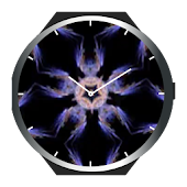 Animated Abstract Watch Face