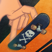 Skateboard for Fingers
