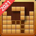 Wood Block Puzzle - Classic Puzzle Game icon