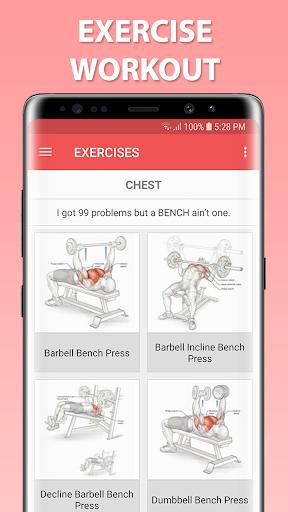 Gym Guider Offline 2.0.11 screenshots 3