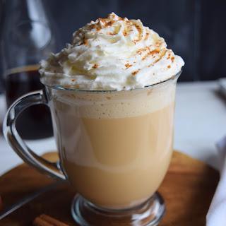 Vanilla Chai Spiced Coffee.