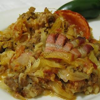 Varza a La Cluj (Romanian Cabbage a La Cluj) Recipe